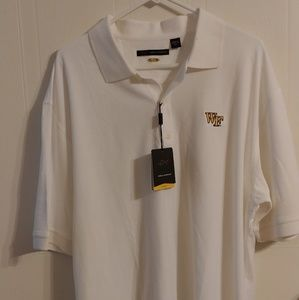 Brand New Wake Forest Polo